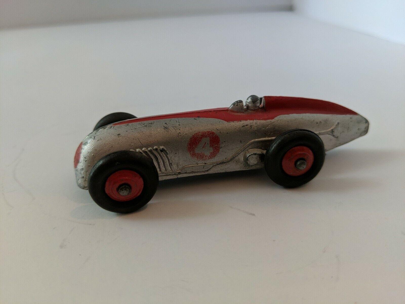 DINKY giocattoli 23A, Auto da Corsa 1953, questo è l'ultima variazione