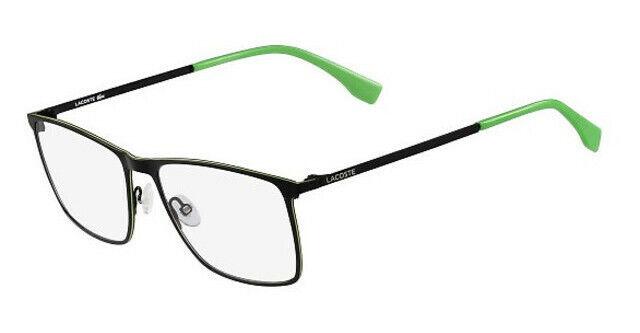 2687a34ec1 Eyeglasses Lacoste L2223 001 Matte Black for sale online