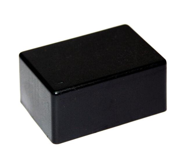20pc ABS Plastic Box Case Enclosure PS2 100x50x40mm LxWxH Aluminum Base Black