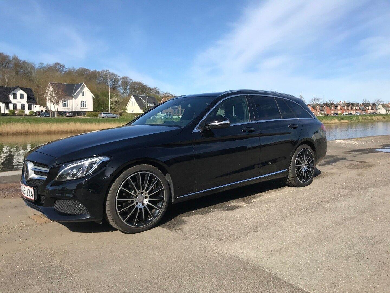 Mercedes C220 2,2 BlueTEC Avantgarde stc. aut. 5d - 1.276 kr.