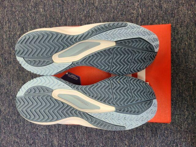 Women/'s Wilson Rush Pro 3.0 Tennis Shoes Coral//white//cashmere Blue Size 6 for sale online