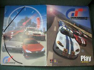 carpeta-gran-turismo-2-coleccionismo-unica-a-la-venta-Playmania-Playstation-psx