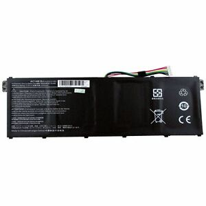Details about 3-Cell Battery for Acer Chromebook 11 C730 C730E Laptop  AC14B18J KT 00403 040