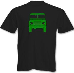 No Oil Mens Funny T-Shirt 90 120 Off Roading 4X4  Road SVX 140 Defenders Rover