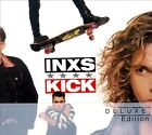 Kick [25th Anniversary Deluxe Edition] [Digipak] by INXS (CD, Sep-2012, 2 Discs, Universal Distribution)