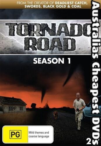 1 of 1 - Tornado Road : Season 1 DVD NEW, FREE POSTAGE WITHIN AUSTRALIA REGION 4