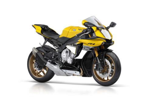 2016 YAMAHA YZF-R1 60TH ANNIVERSARY MOTORCYCLE POSTER PRINT STYLE B 24x36 HI RES