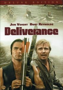 Deliverance-New-DVD-Deluxe-Edition-Rmst-Subtitled-Widescreen-Dolby-Dubb
