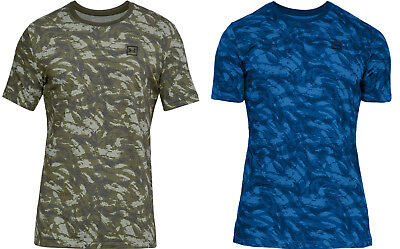 Under Armour Tech Graphic SS T-Shirt Herren Freizeit Shirt Sportshirt Lifestyle