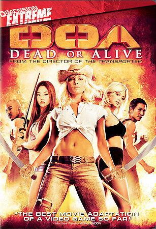 Doa Dead Or Alive Dvd 2007 For Sale Online Ebay