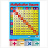 Educational Maths Poster Multiplication Square - Numeracy Resource (0011)