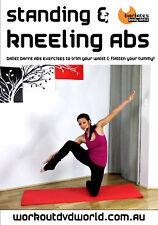 Barre Ballet Toning EXERCISE DVD - Barlates Body Blitz STANDING & KNEELING ABS!