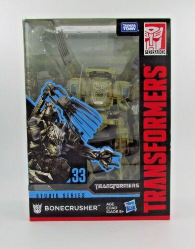 "STUDIO SERIES BONECRUSHER 33 TRANSFORMERS VOYAGER 6.5/"" FIGURE *RARE UK STOCK*"