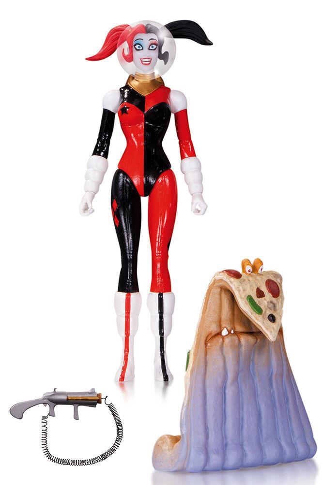 DC Comics Designer Amanda Conner Spacesuit Harley Quinn Action Figure DC DIRECT