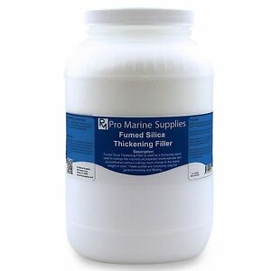 1 GALLON FUMED SILICA COLIDAL THICKENING POWDER - EPOXY RESIN AND PAINT ADDITIVE