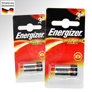 6-Energizer-Batterie-6-Volt-A544-4LR44-L1325-L1325F-4A76-28A-4SR44-476A-6V-DC