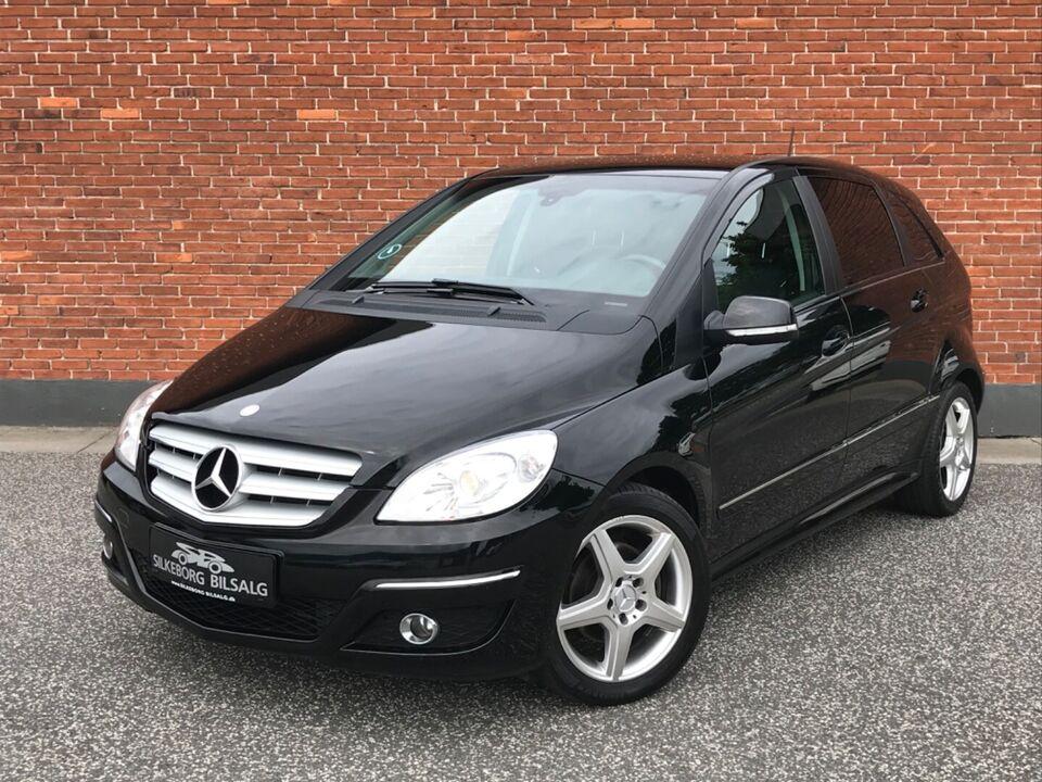 Mercedes B180 2,0 CDi aut. Diesel aut. Automatgear modelår