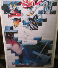 PINK FLOYD WALL POSTER  HEAVY METAL RARE SEALED LIMITED PRODUCTION