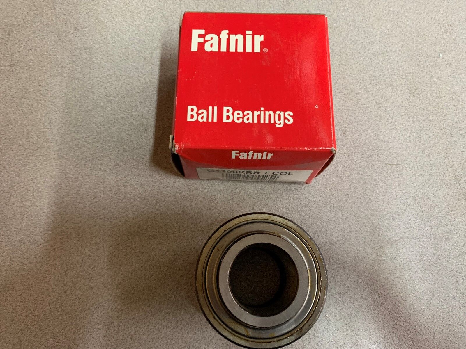 NEW IN BOX FAFNIR BEARING G1106KRR