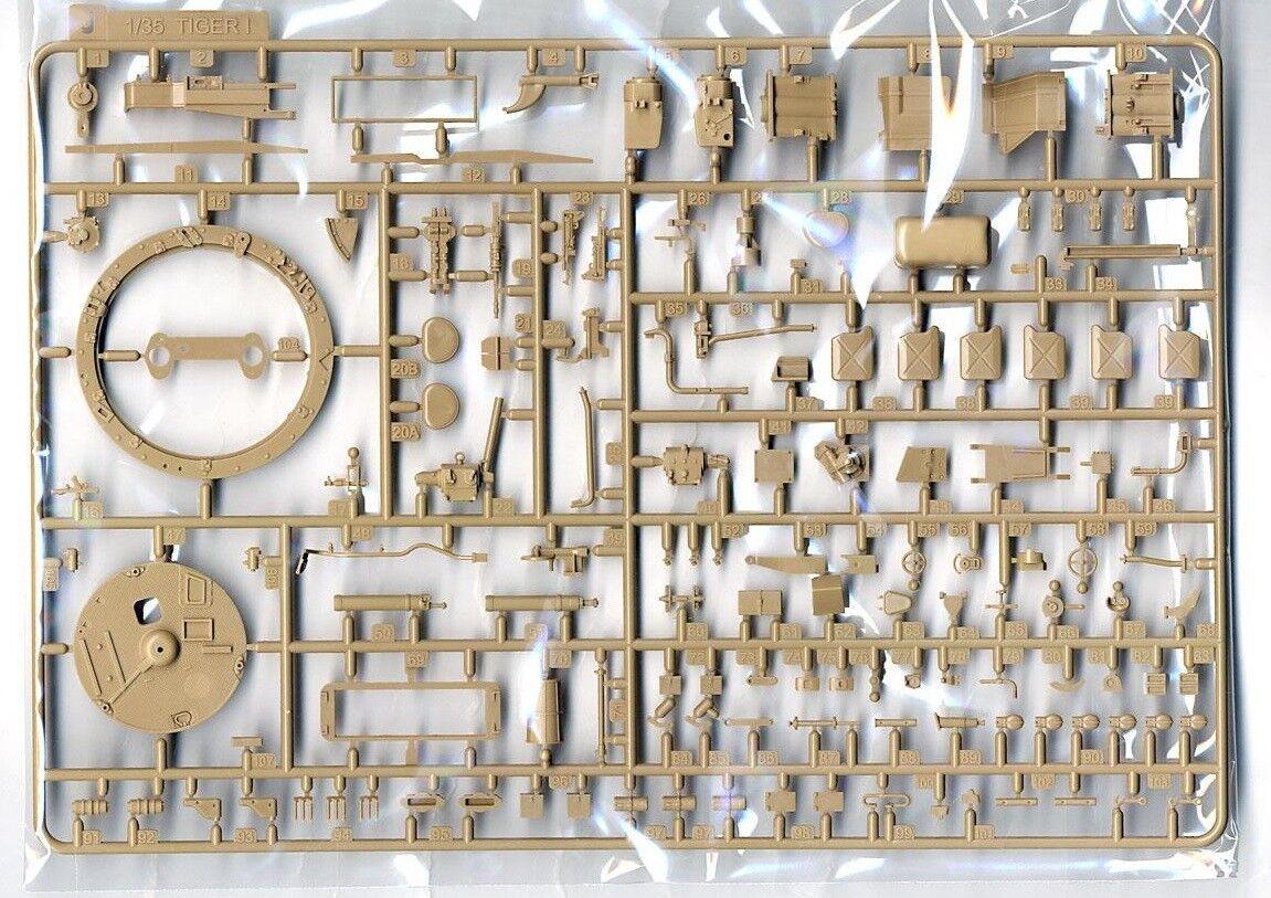 Goût élégant et choix distingué. RYE FIELD MODEL TIGER TIGER TIGER LE PLEIN INTÉRIEUR 1/35 RM5003 | Une Grande Variété De Modèles 2019 New  84dcf8