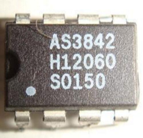 5 pcs New AS3842 DIP-8  ic chip