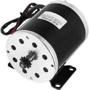 Moteur Electrique E-Scooter Quad Elektroroller 36V 800W Réversible 2800 RPM 28,5