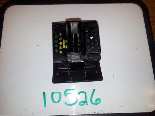 01-05 CHRYSLER PT CRUISER 0UK931DVAB MASTER POWER LEFT WINDOW SWITCH MIRROR