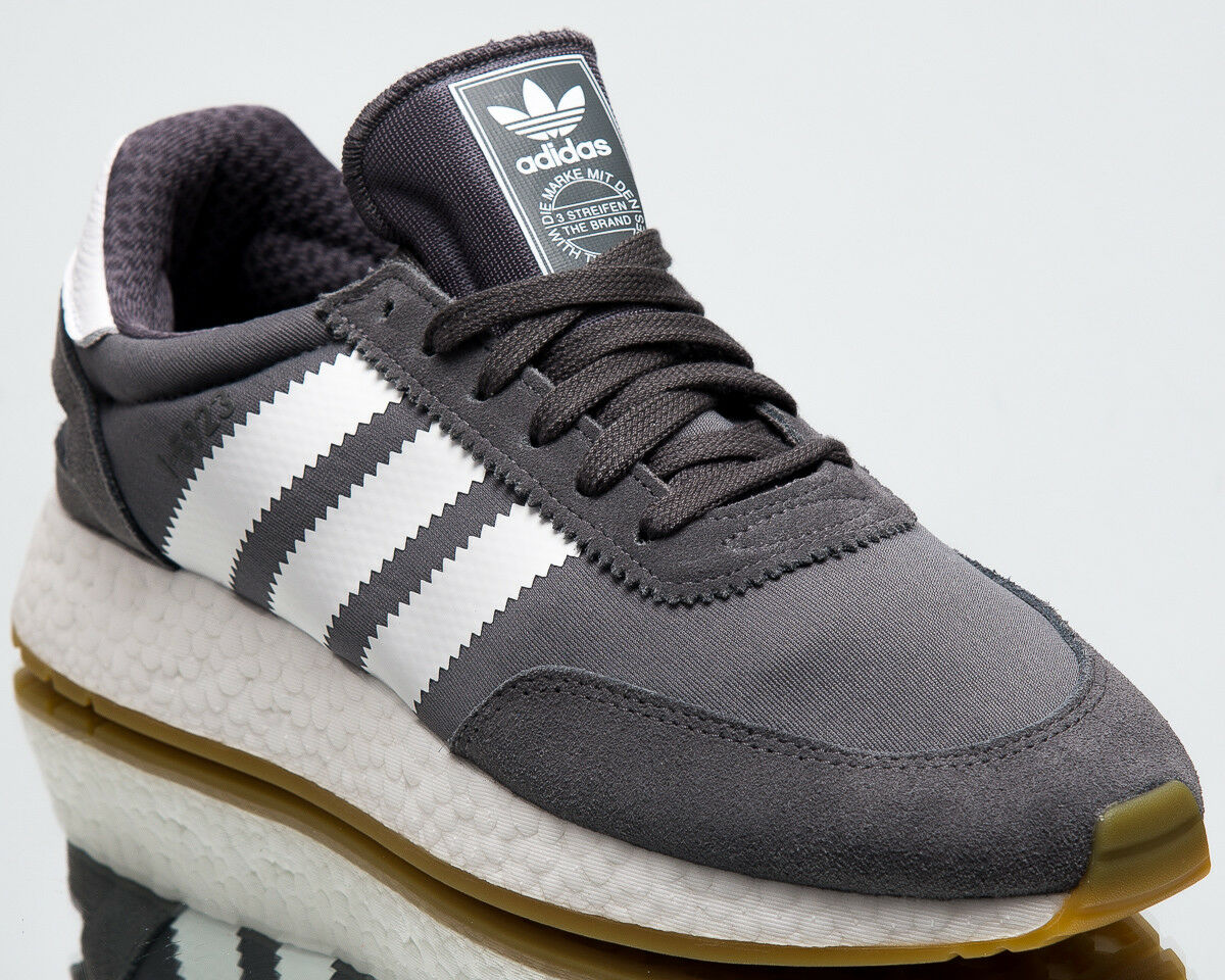 Adidas Originals I-5923 Men New grau Cloud Weiß Gum Lifestyle Turnschuhe D97345