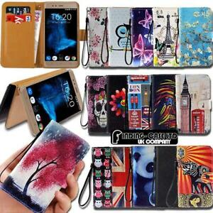 hot sale online 8fffb 873c1 Details about For Various InFocus Mobile phones -Leather Wallet Stand  Magnetic Flip Case Cover