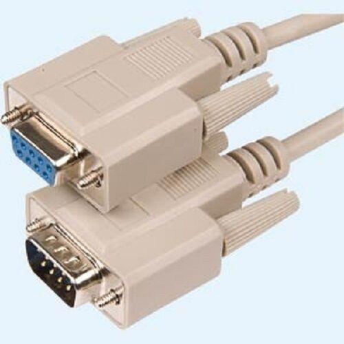 2m cable de conexión09 polos D-sub hembra en D-sub conectorak2300nuevo