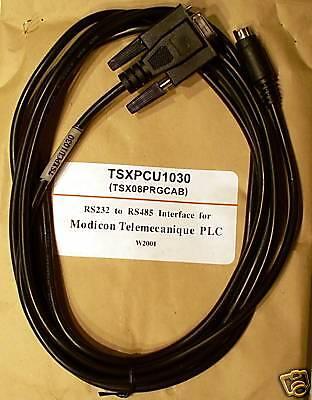 PLC Cable free shipping FU8 TSXPCU1030 FOR Schneider Modicon TSX PCU1030