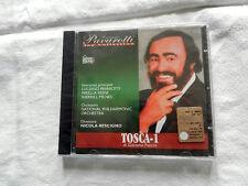 Luciano Pavarotti Tosca-1 Cd Musicale