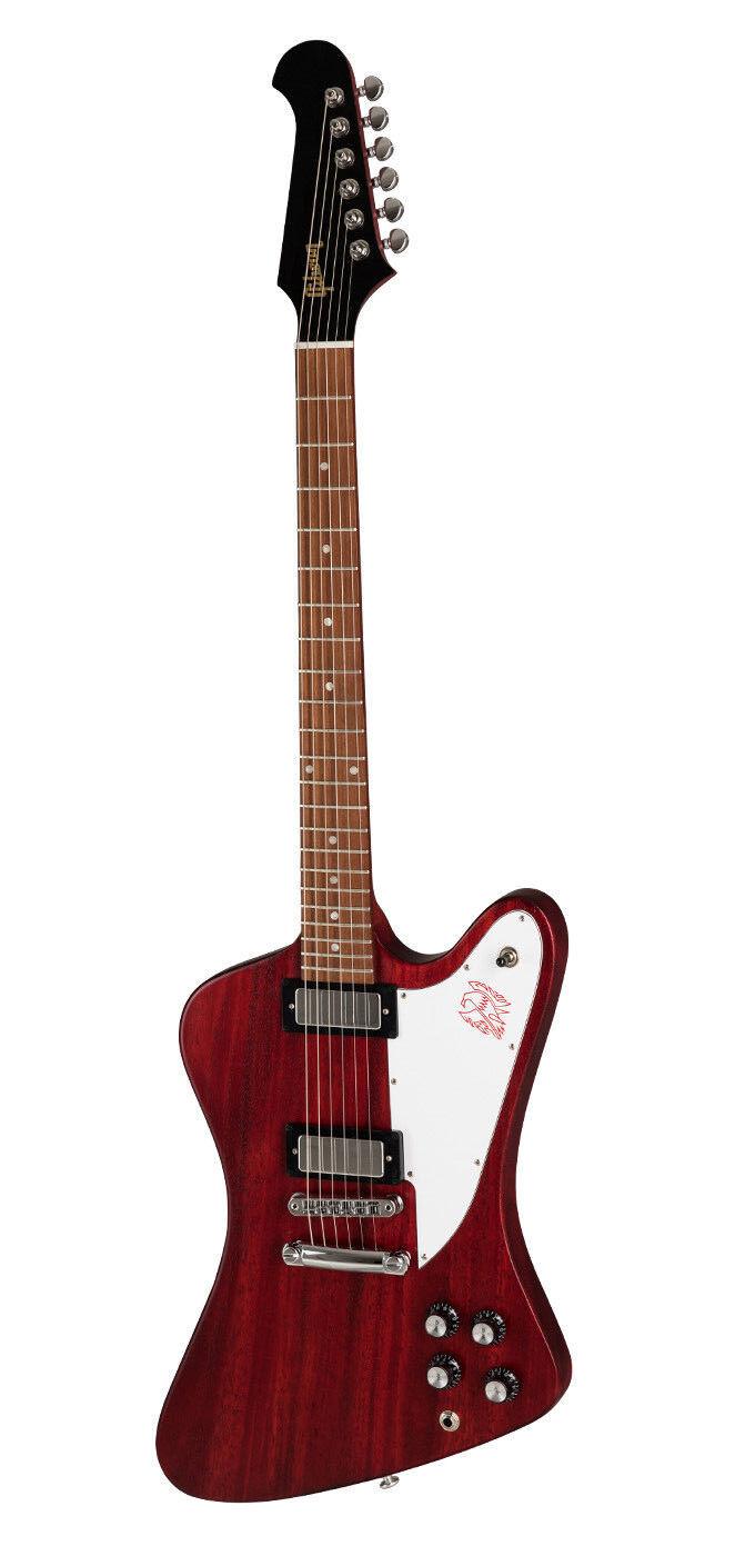 Gibson Firebird Tribute 2019 Satin Cherry - E-Gitarre inkl. Gigbag