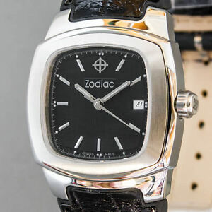 Damen-Armbanduhr-Zodiac-Quarz-NOS-ungetragen