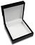Miniature Black Poodle /'Yours Forever/' Keepsake//Jewellery Box Christ AD-POD9yJB