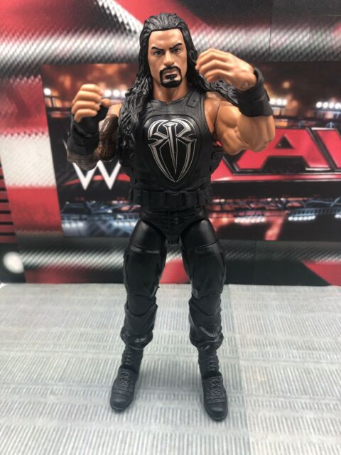 WWE Mattel NXT ELITE ROMAN REIGNS Low Price Ships Fast TARGET