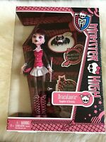 NEW Monster High Draculaura Doll First 1st Wave Re-release 2012 NIB Rare HTF