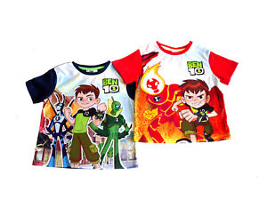 Ragazzi-T-shirt-Ben-10-2-8-anni