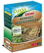 Cuxin Kompostbeschleuniger Granulat Dünger biologisch ökologisch 1,5 kg