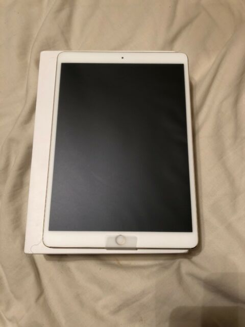 "Apple iPad Pro 2nd Gen 10.5"" 64gb Wi-Fi + Cellular Unlocked Silver Boxed Rrp£749"