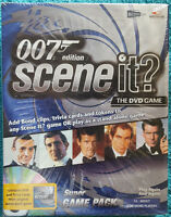 007 Scene It ? Game Pack In Factory Sealed Plastic