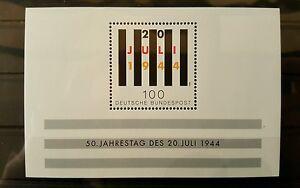 Germany-Federal-Frg-vintage-yearset-1994-Block-29-Mint-MNH-More-Sh-Shop