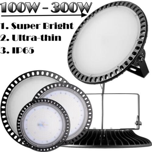 300watt 200watt 100watt LED High Bay Light Warehouse shop lights Industrial Lamp