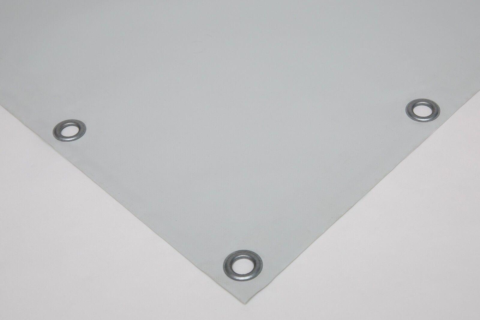 (1,4m - 1,5m) LKW Plane PVC - 630g m² m² m² - Windschutz Sichtschutz Zaun Camping Ösen  | Neue Sorten werden eingeführt  79304b