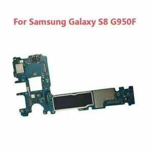 Unlocked-Main-Motherboard-Logic-Board-For-Samsung-Galaxy-S8-G950F-SM-G950F-64GB