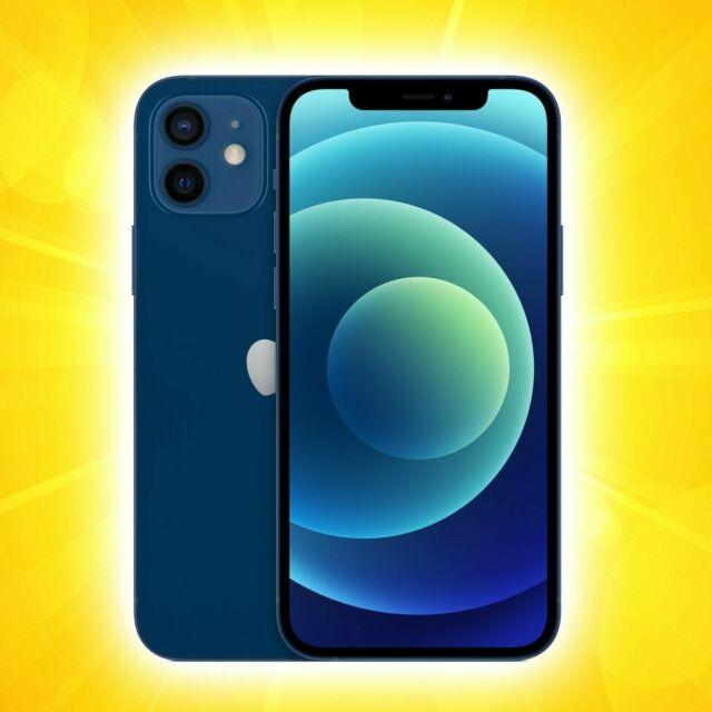 Apple iPhone 12 MINI   64GB Blau Blue (Ohne Simlock) NEU OVP Versiegelt