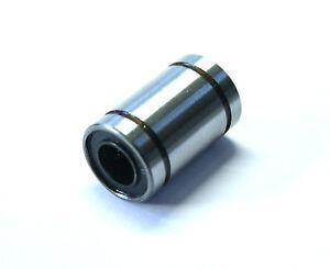 2pcs LM8UU 8mm Linear Ball Bearings - 3D Printers / RepRap / Prusa / Mendel