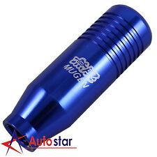 Blue M10x1.5 Manual Transmission MT Shift Knob Gear Knobs For Honda Acura