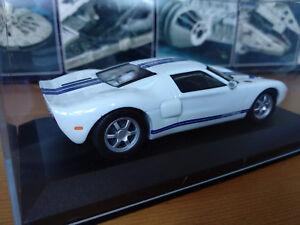 COCHE FORD GT40 GT 40 ALTAYA AGOSTINI 1//43 METAL MODEL CAR 1:43 MINIATURA MINIAT