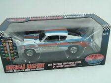 1968 DON GROTHEER SUPER STOCK  BARRACUDA 1:18 SS/BA 426 HEMI #50926